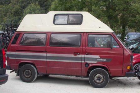 Carthago-Campingbus